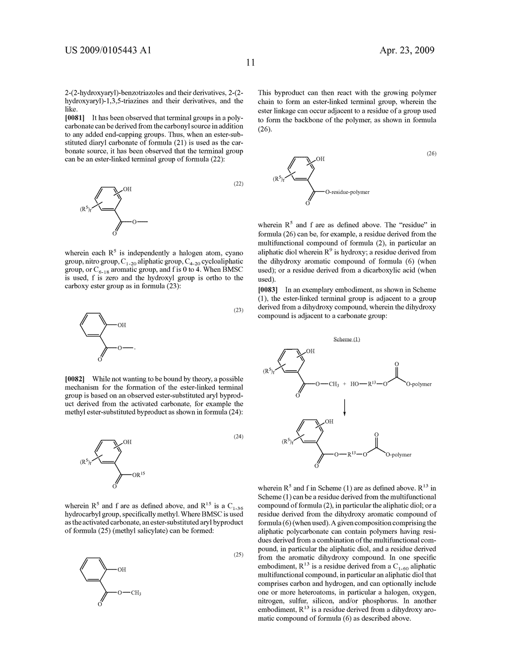 ALIPHATIC POLYCARBONATES, METHODS OF MAKING, AND ARTICLES FORMED THEREFROM - diagram, schematic, and image 24