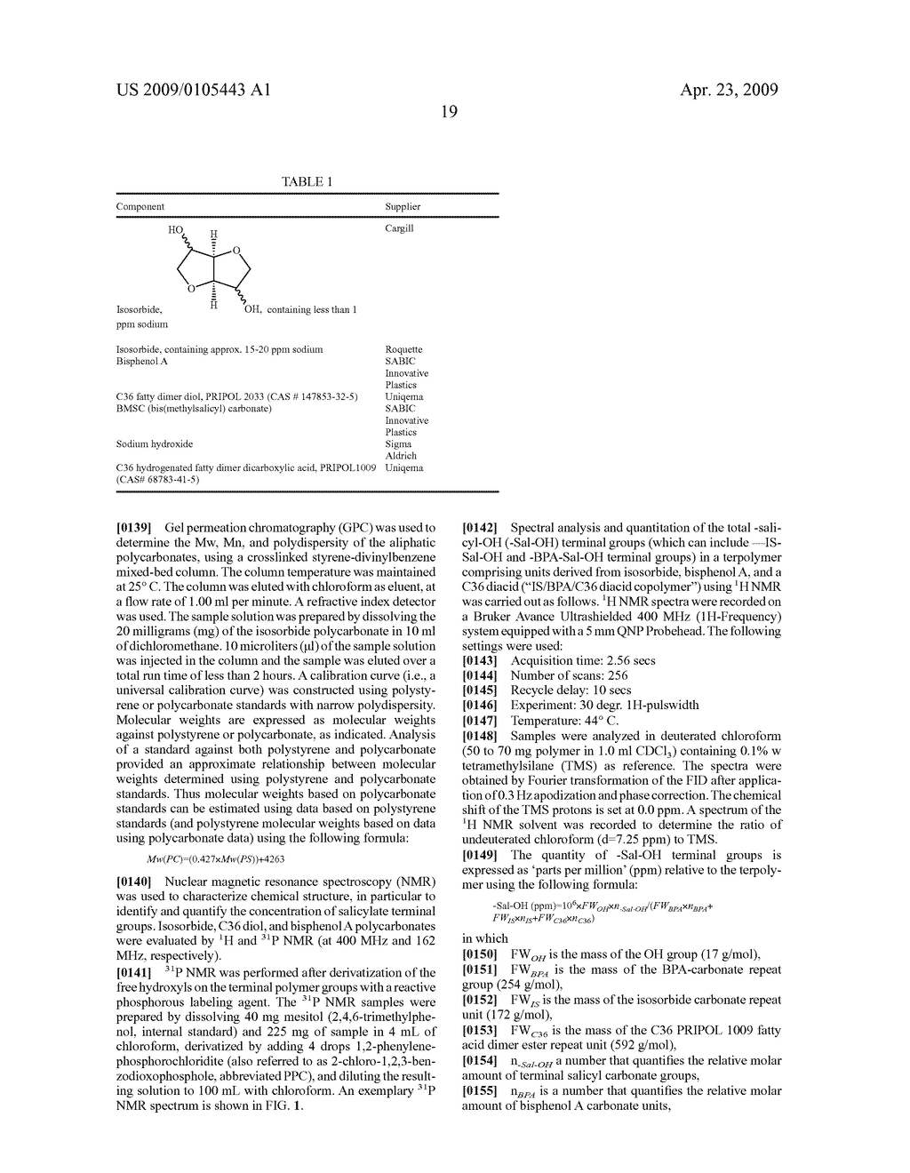 ALIPHATIC POLYCARBONATES, METHODS OF MAKING, AND ARTICLES FORMED THEREFROM - diagram, schematic, and image 32