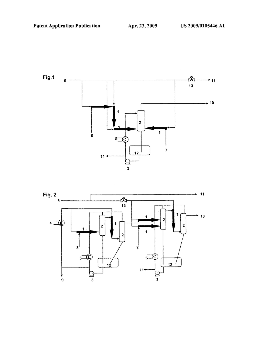 Method and Device For Producing Vacuum In the Production of Polyesters and Copolyesters - diagram, schematic, and image 02