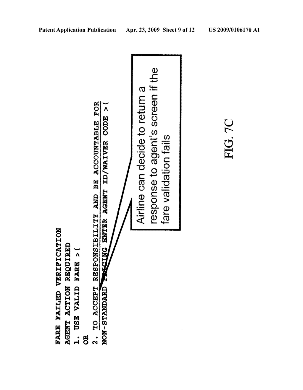 METHOD AND SYSTEM FOR AIR FARE VERIFICATION AUDITING - diagram, schematic, and image 10