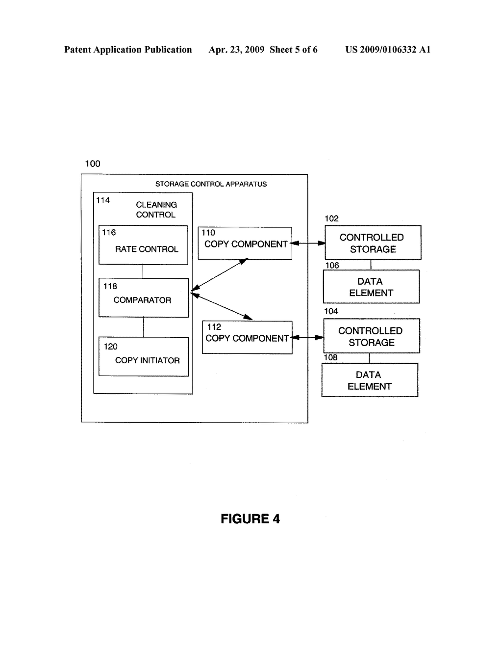 Storage System With Improved Multiple Copy Targeting - diagram, schematic, and image 06