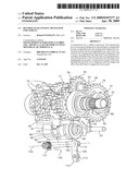 REVERSE GEAR LOCKING MECHANISM FOR VEHICLE diagram and image