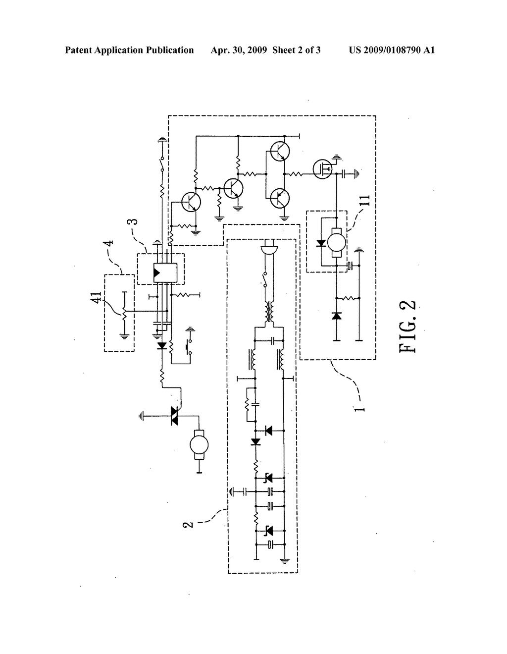 Control Structure Of An Electric Fan Diagram Schematic And Image 03