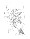 HELICOPTER AIRCRAFT VEHICLE ROTOR DAMPER diagram and image