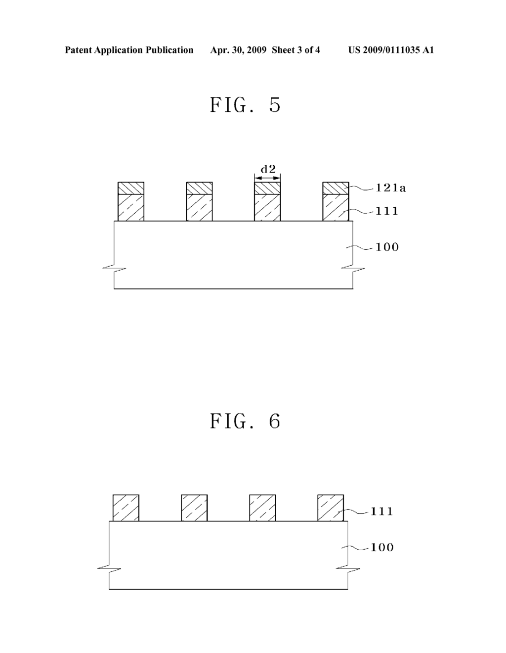 BINARY MASK, METHOD FOR FABRICATING THE BINARY MASK, AND METHOD FOR FABRICATING FINE PATTERN OF SEMICONDUCTOR DEVICE USING BINARY MASK - diagram, schematic, and image 04