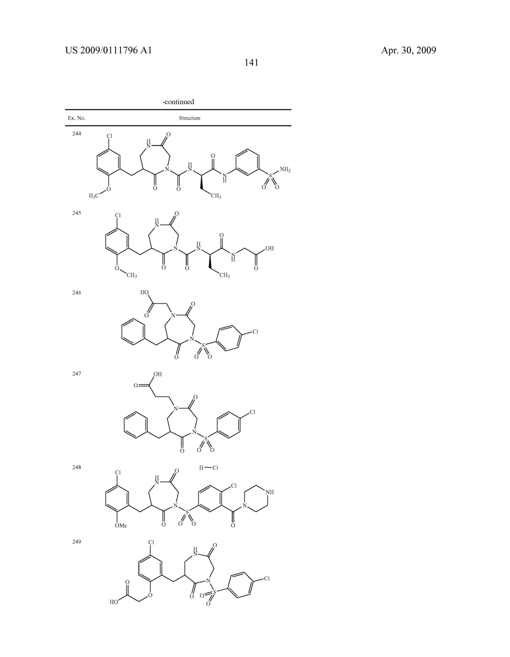 7-membered ring compound and method of production and pharmaceutical application thereof - diagram, schematic, and image 142