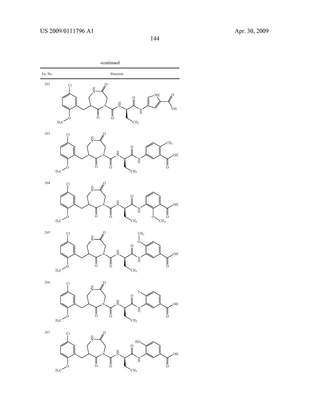 7-membered ring compound and method of production and pharmaceutical application thereof - diagram, schematic, and image 145