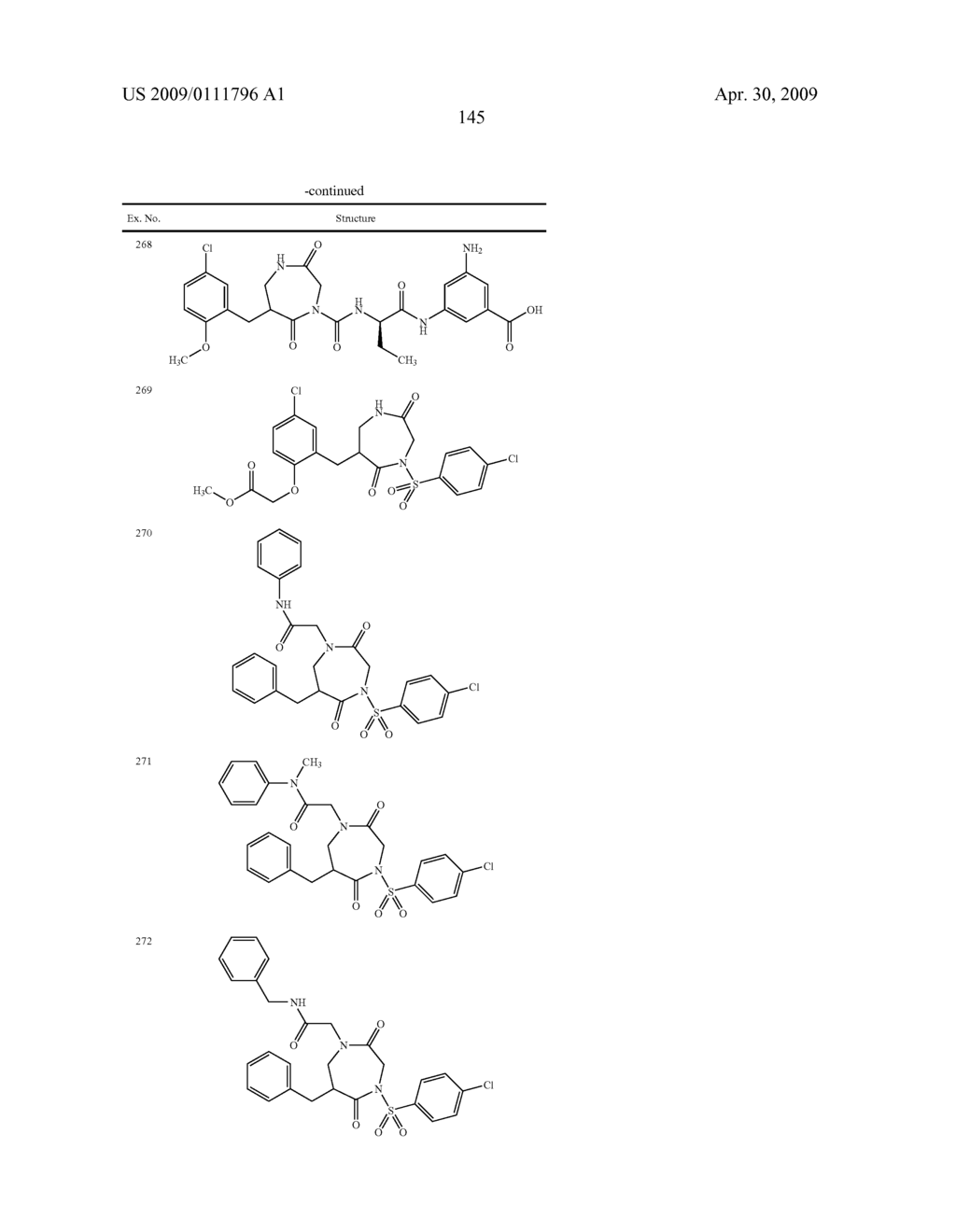 7-membered ring compound and method of production and pharmaceutical application thereof - diagram, schematic, and image 146
