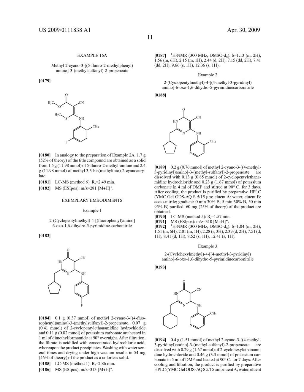 6-ARYLAMINO-5-CYANO-4-PYRIMIDINONES AS PDE9A INHIBITORS - diagram, schematic, and image 12