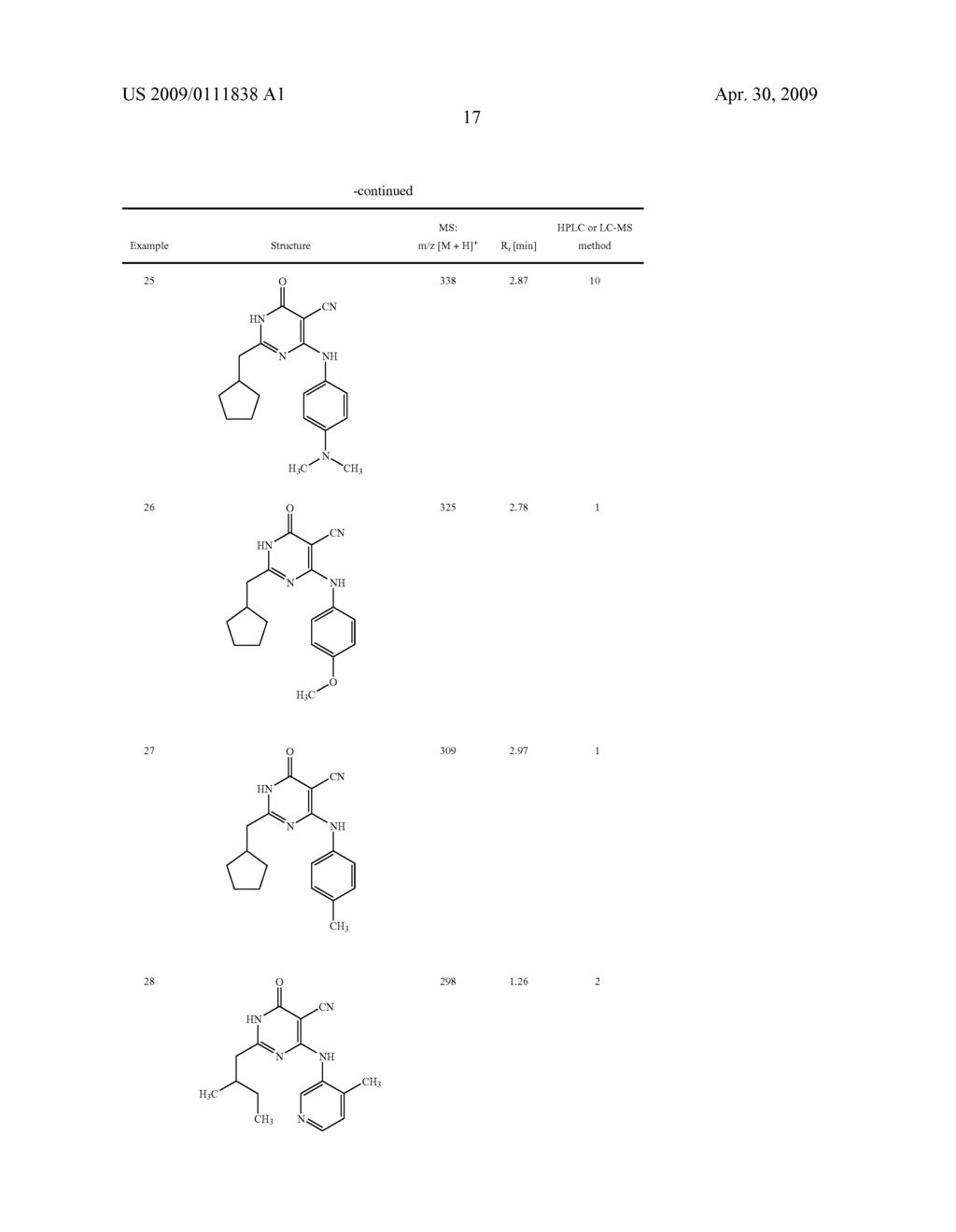 6-ARYLAMINO-5-CYANO-4-PYRIMIDINONES AS PDE9A INHIBITORS - diagram, schematic, and image 18
