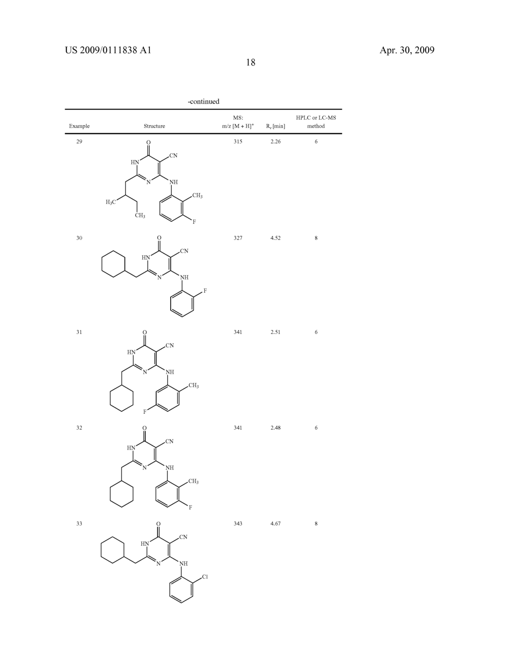 6-ARYLAMINO-5-CYANO-4-PYRIMIDINONES AS PDE9A INHIBITORS - diagram, schematic, and image 19