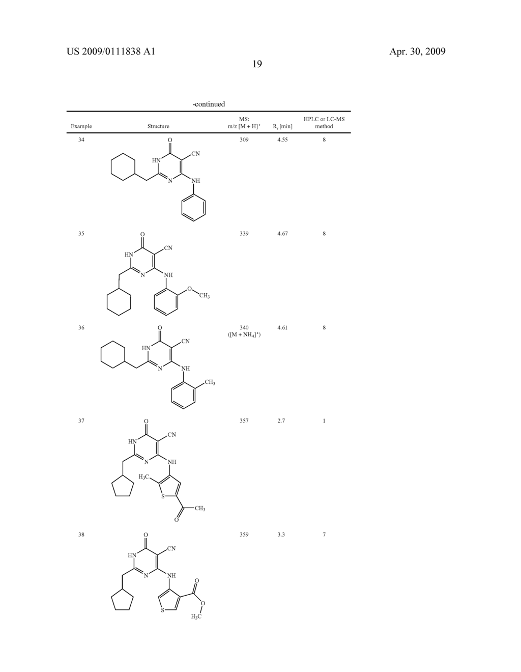 6-ARYLAMINO-5-CYANO-4-PYRIMIDINONES AS PDE9A INHIBITORS - diagram, schematic, and image 20