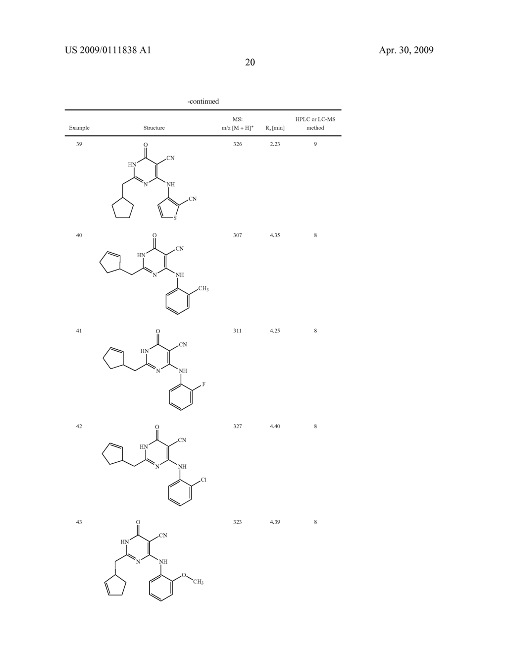 6-ARYLAMINO-5-CYANO-4-PYRIMIDINONES AS PDE9A INHIBITORS - diagram, schematic, and image 21