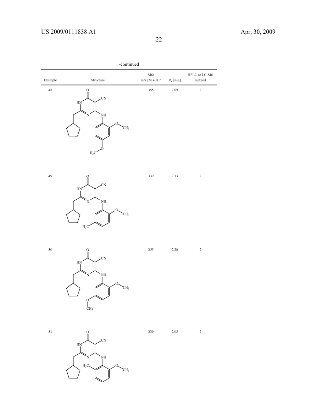 6-ARYLAMINO-5-CYANO-4-PYRIMIDINONES AS PDE9A INHIBITORS - diagram, schematic, and image 23