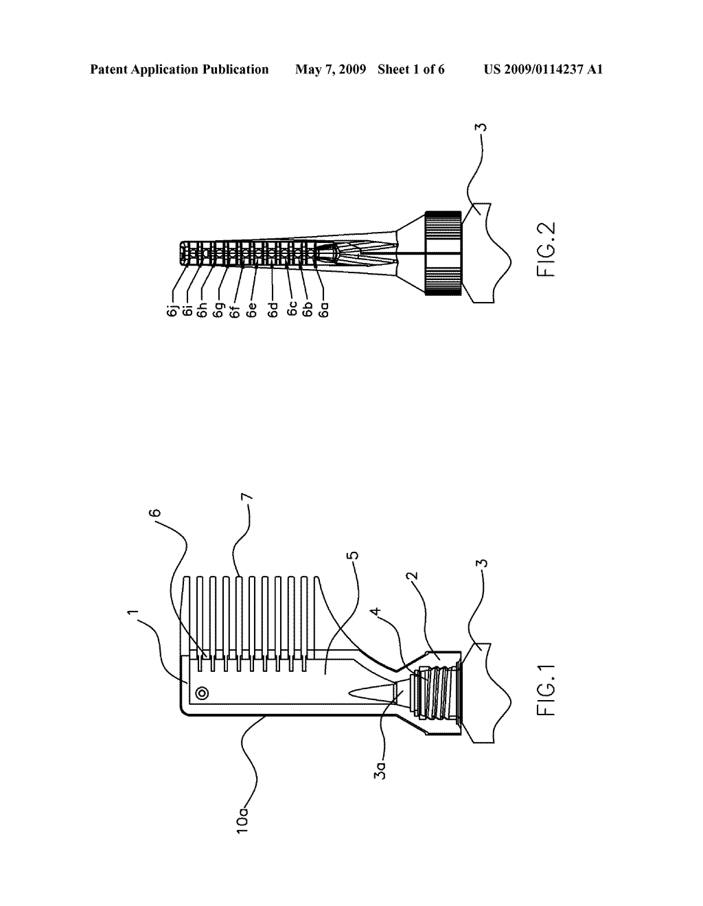 AIR OXIDATION HAIR DYE APPLICATION SYSTEM AND METHOD FOR COLORING HAIR USING THE SAME - diagram, schematic, and image 02