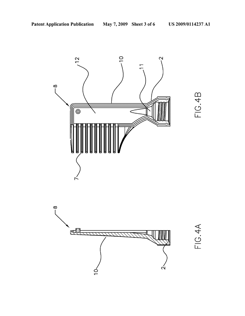 AIR OXIDATION HAIR DYE APPLICATION SYSTEM AND METHOD FOR COLORING HAIR USING THE SAME - diagram, schematic, and image 04
