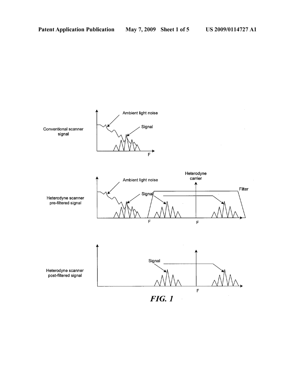 LASER BARCODE SCANNER EMPLOYING HETERODYNING TECHNIQUES - diagram, schematic, and image 02