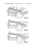 Truck Bed Lifting Device and Method diagram and image
