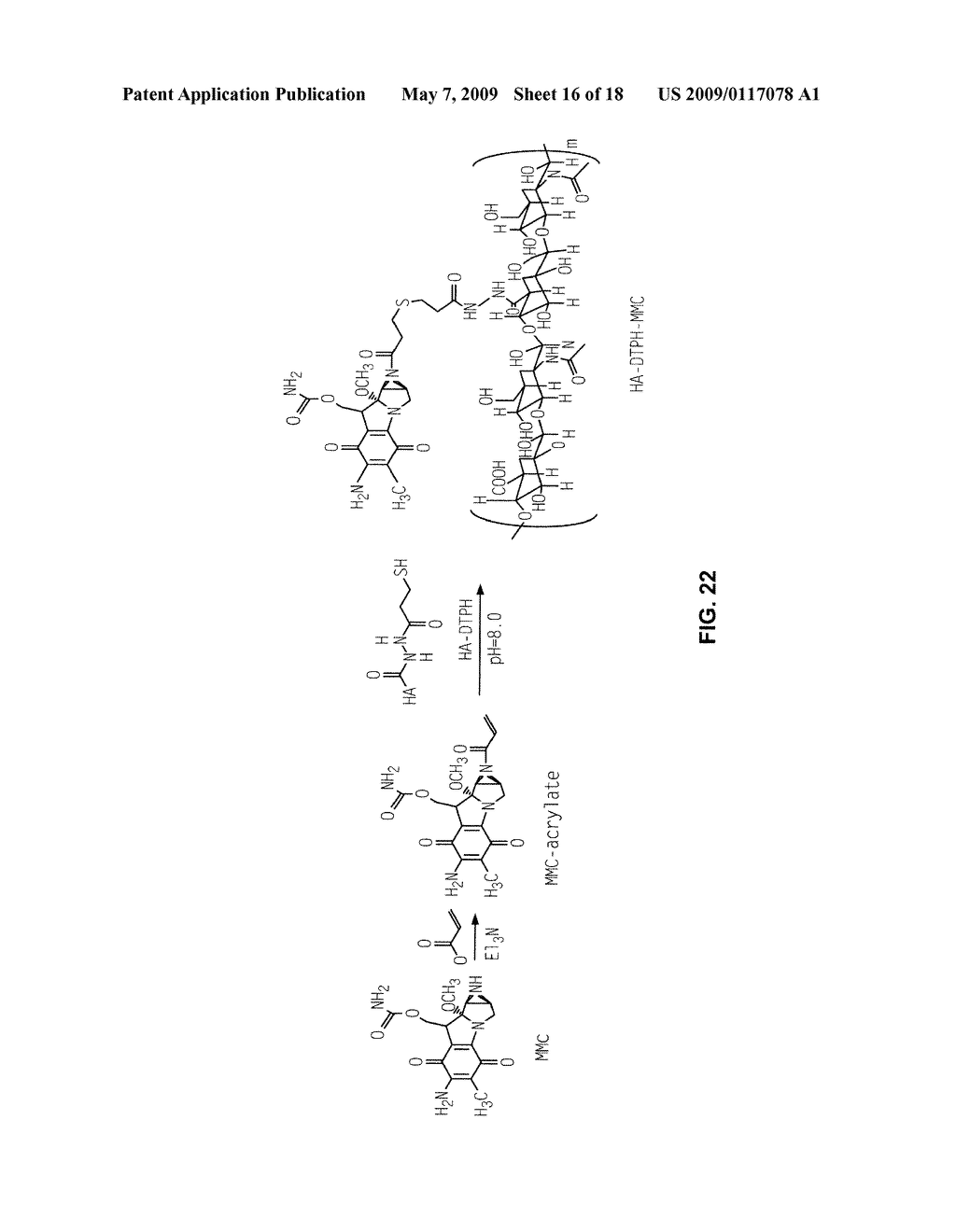 CROSSLINKED COMPOUNDS AND METHODS OF MAKING AND USING THEREOF - diagram, schematic, and image 17