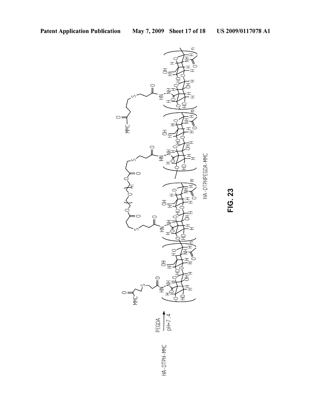 CROSSLINKED COMPOUNDS AND METHODS OF MAKING AND USING THEREOF - diagram, schematic, and image 18