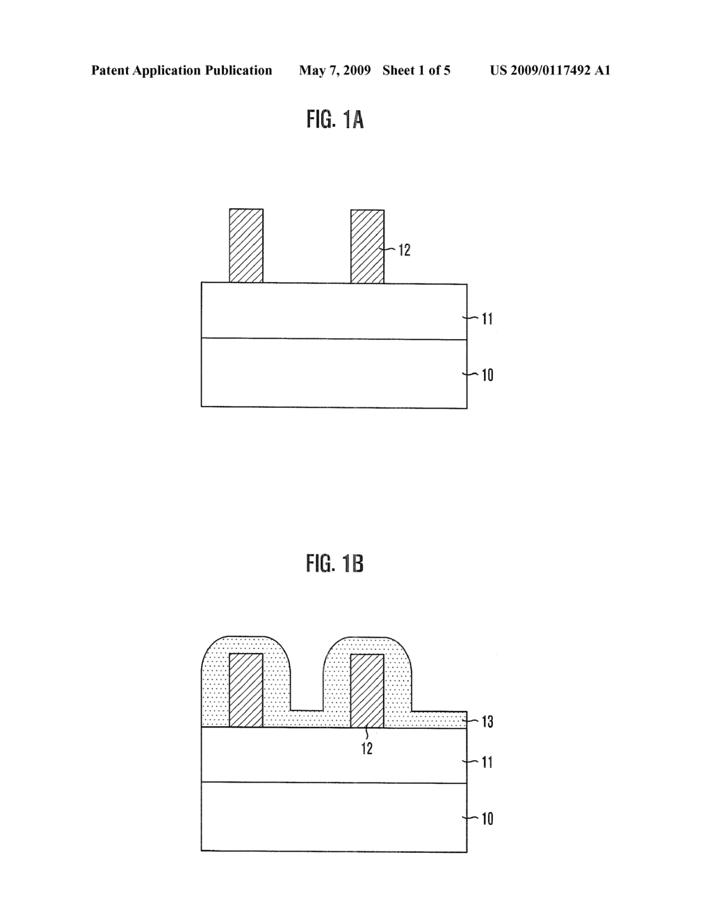 METHOD FOR FORMING FINE PATTERN IN SEMICONDUCTOR DEVICE - diagram, schematic, and image 02