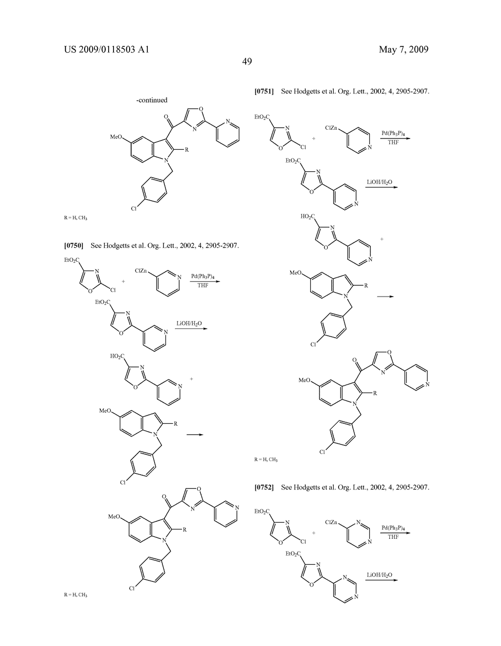 FAAH INHIBITORS - diagram, schematic, and image 62