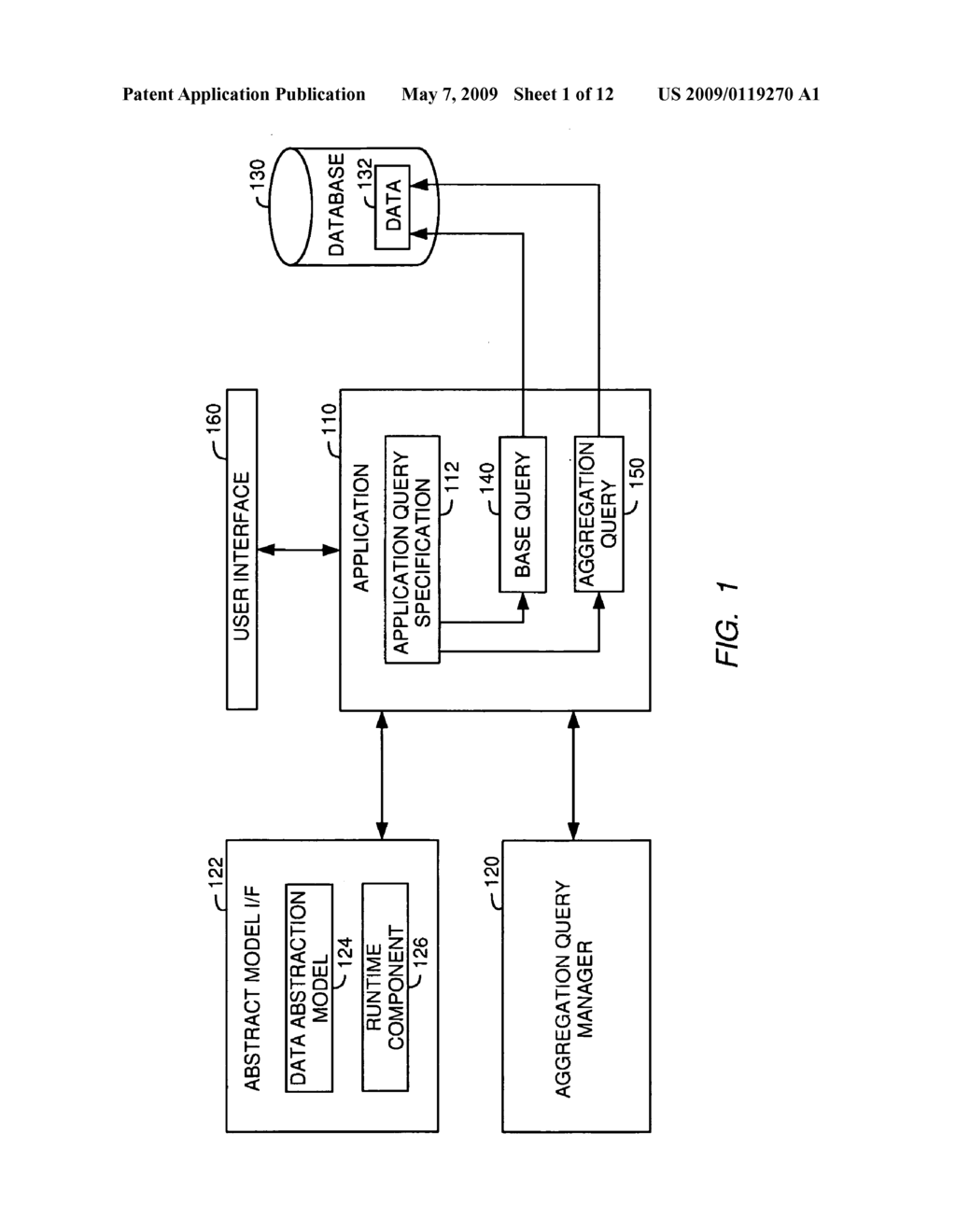 ABSTRACT QUERY BUILDING WITH SELECTABILITY OF AGGREGATION OPERATIONS AND GROUPING - diagram, schematic, and image 02
