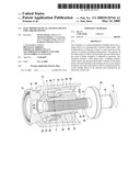 ELECTROMECHANICAL LOCKING DEVICE FOR A BRAKE PISTON diagram and image