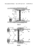 DRIVE SYSTEM FOR MOVING WALKWAYS AND STAIRS diagram and image