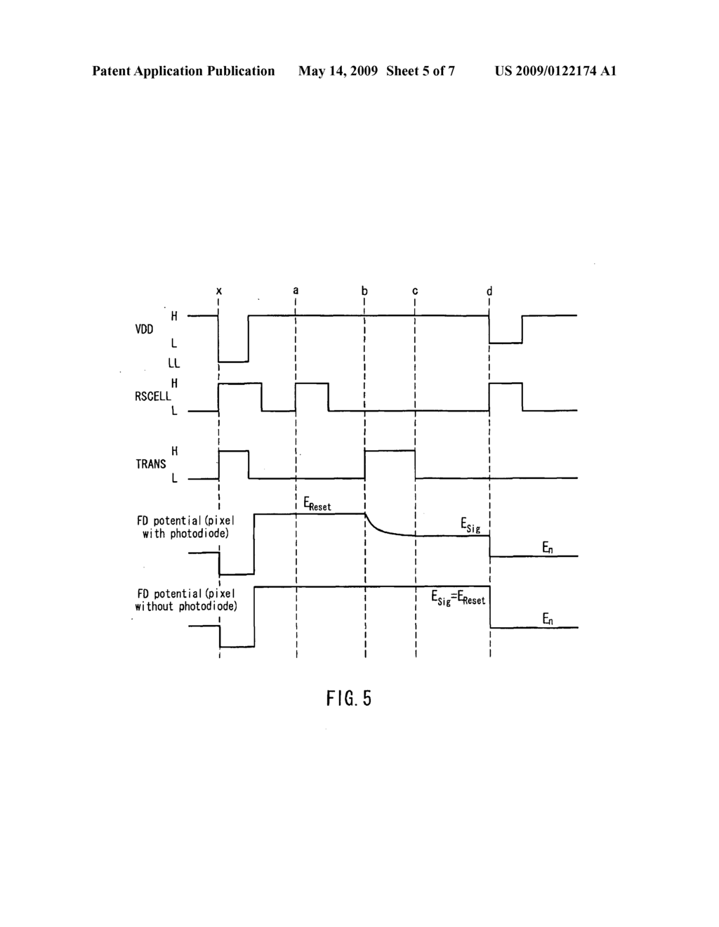 SOLID-STATE IMAGING DEVICE AND METHOD OF DRIVING THE SAME - diagram, schematic, and image 06
