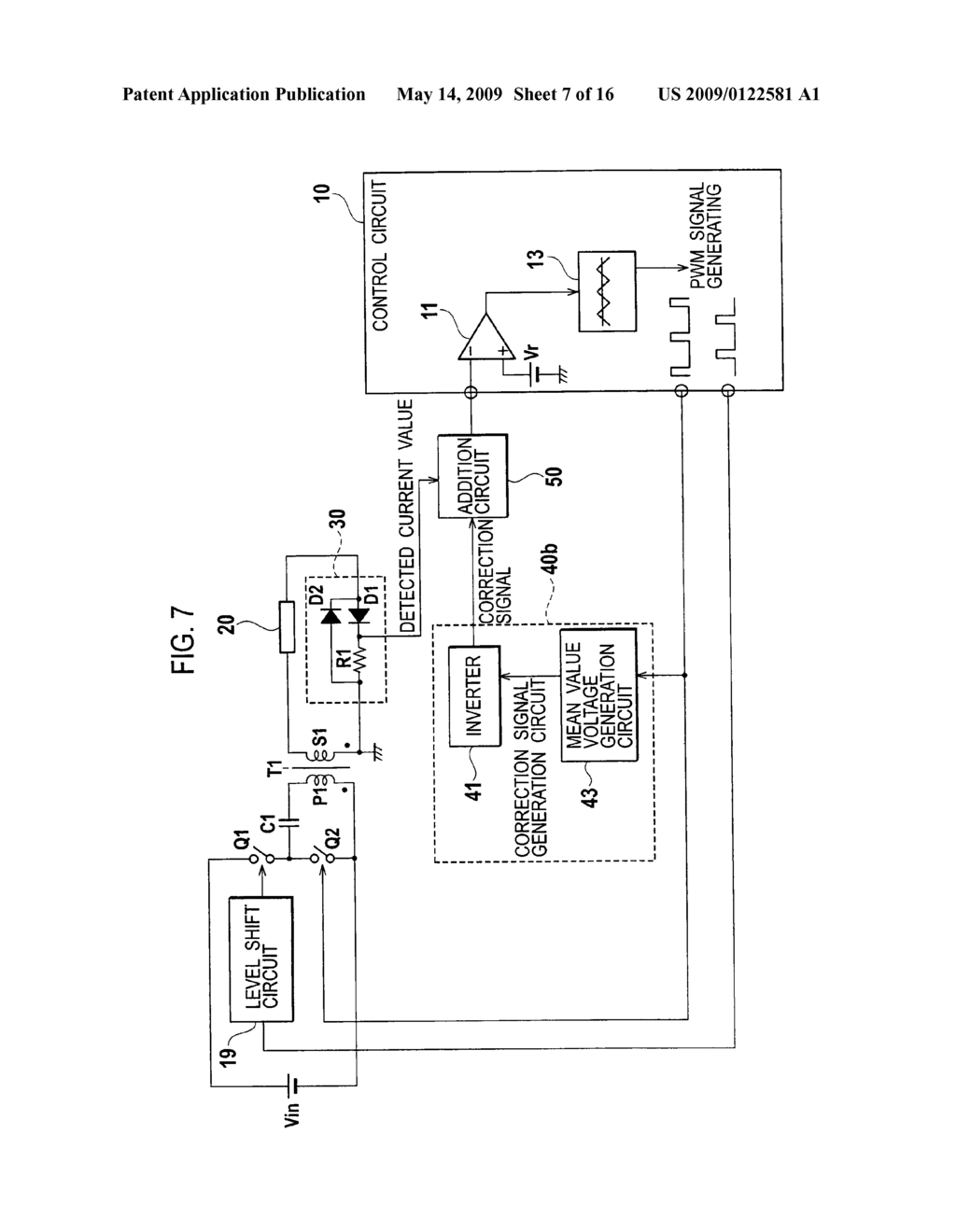Alternating Current Power Supply Device And Integrated Circuit For Diagram Schematic Image 08