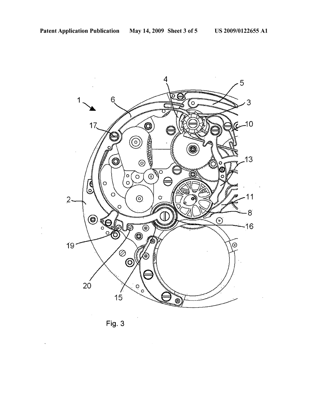 Clock Gears Diagram - WallsKid