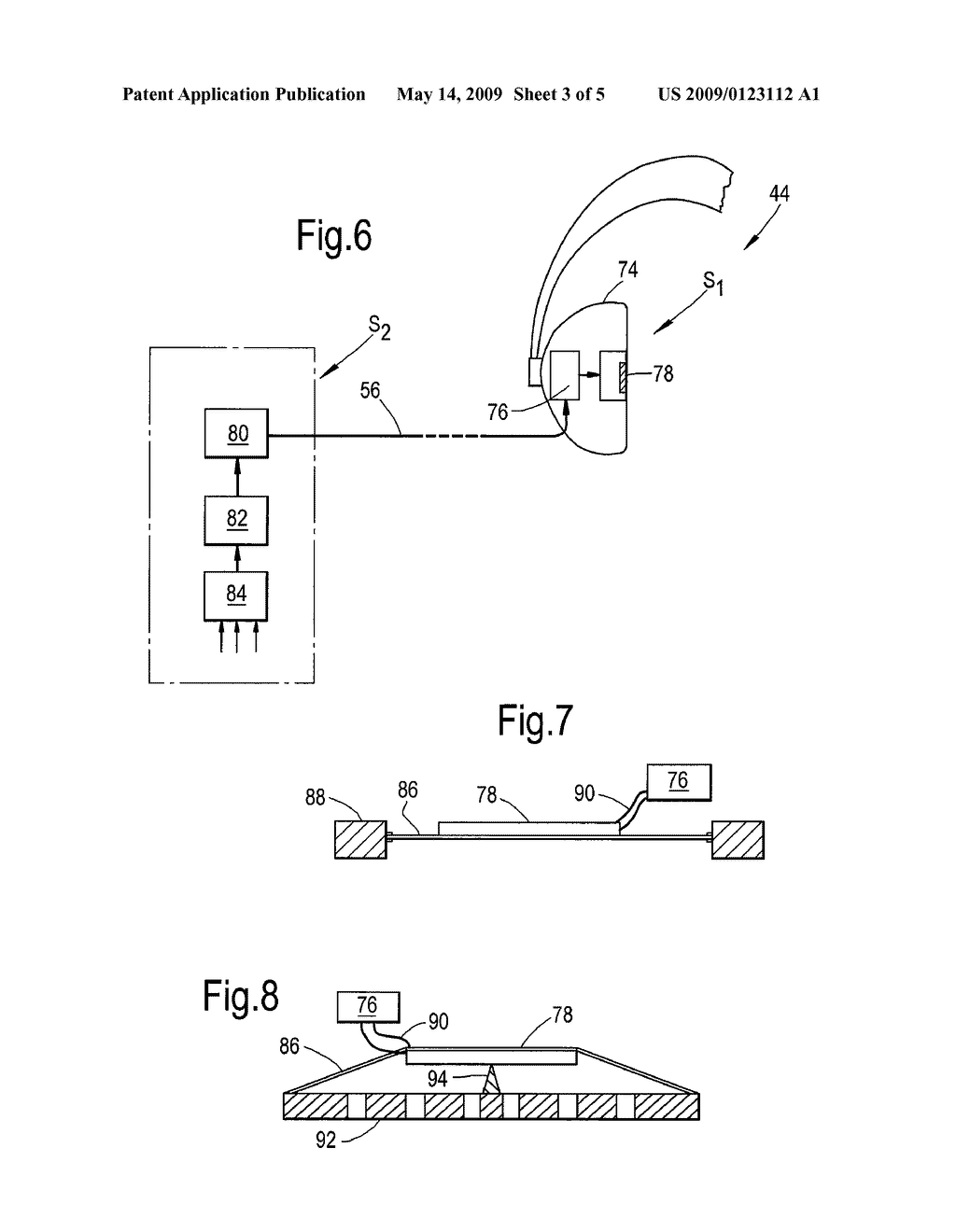 FIBER OPTIC MICROPHONE AND A COMMUNICATION SYSTEM UTILIZING SAME - diagram, schematic, and image 04