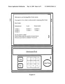 Interactive electronic menu system supported by dynamic software package diagram and image