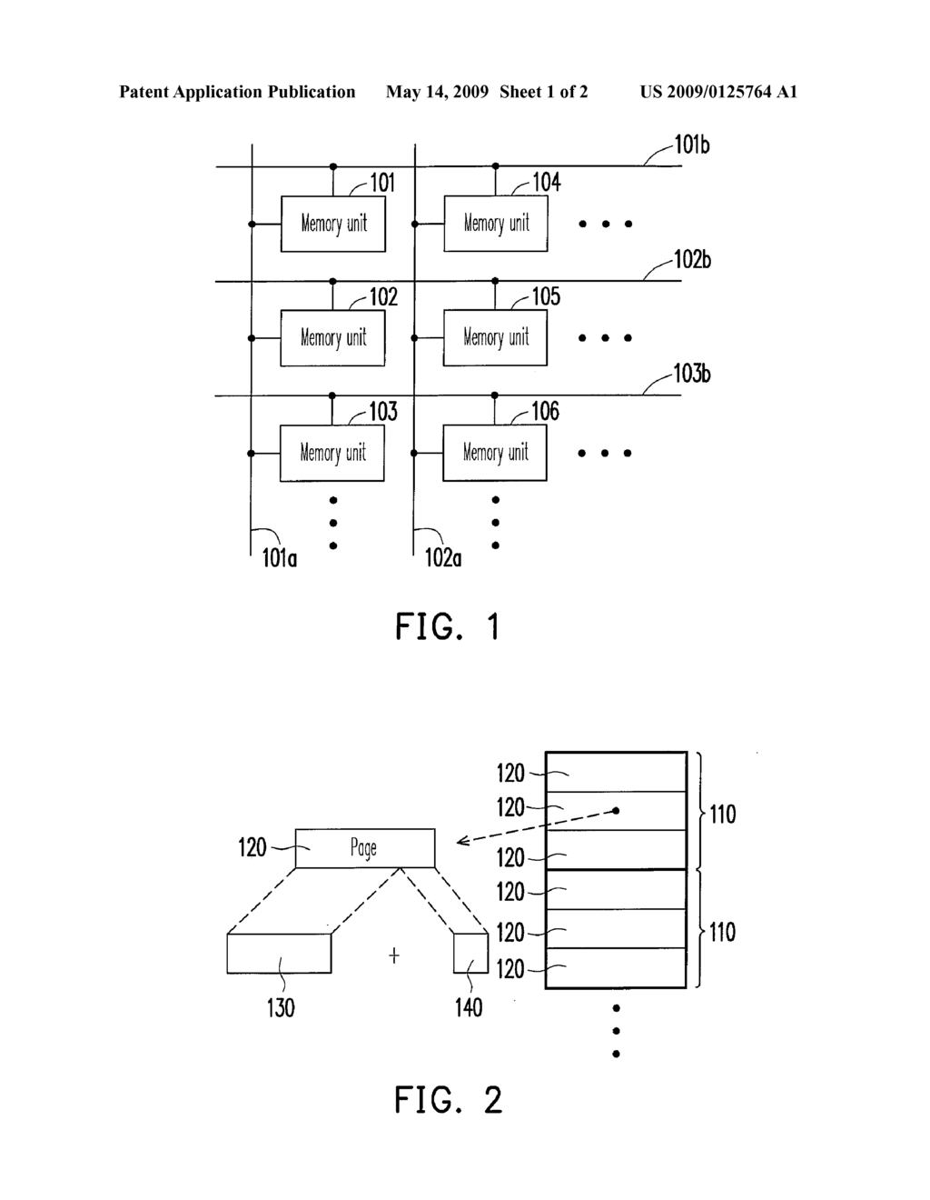 DATA PRESERVING METHOD AND DATA ACCESSING METHOD FOR NON-VOLATILE MEMORY - diagram, schematic, and image 02