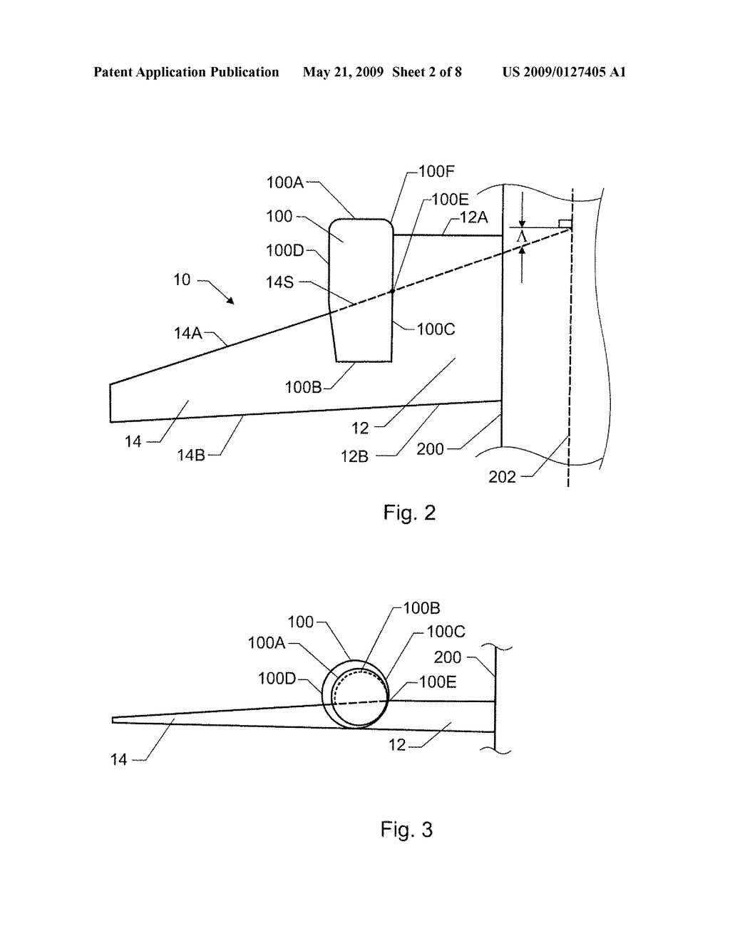 Aircraft Wing For Over-the-Wing Mounting Of Engine Nacelle - diagram on aircraft inverter diagram, aircraft wire diagram, aircraft fuselage diagram, aircraft generator diagram, aircraft engine diagram, aircraft pylon diagram, aircraft aileron diagram, aircraft wing diagram, aircraft propeller diagram, aircraft rudder diagram,