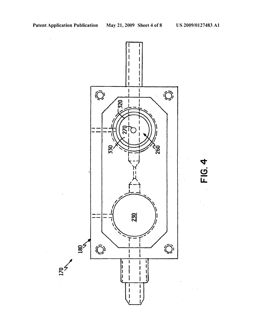 FLUID HANDLING DEVICE WITH ISOLATING CHAMBER - diagram, schematic, and image 05