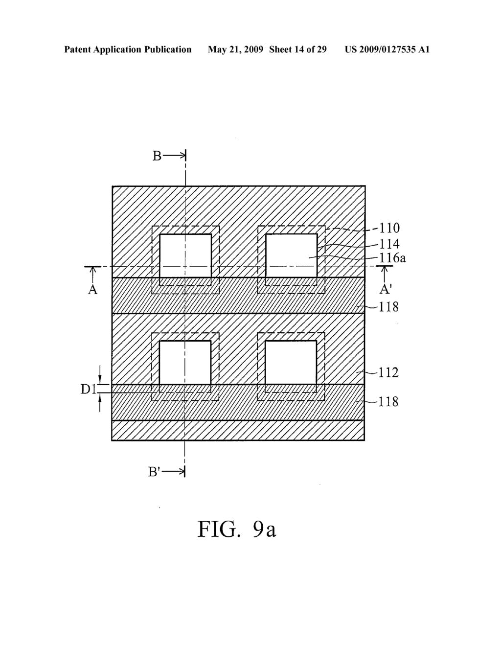 PHASE CHANGE MEMORY ELEMENT AND METHOD FOR FABRICATING THE SAME - diagram, schematic, and image 15