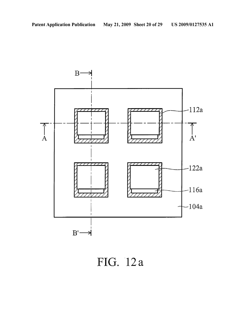 PHASE CHANGE MEMORY ELEMENT AND METHOD FOR FABRICATING THE SAME - diagram, schematic, and image 21