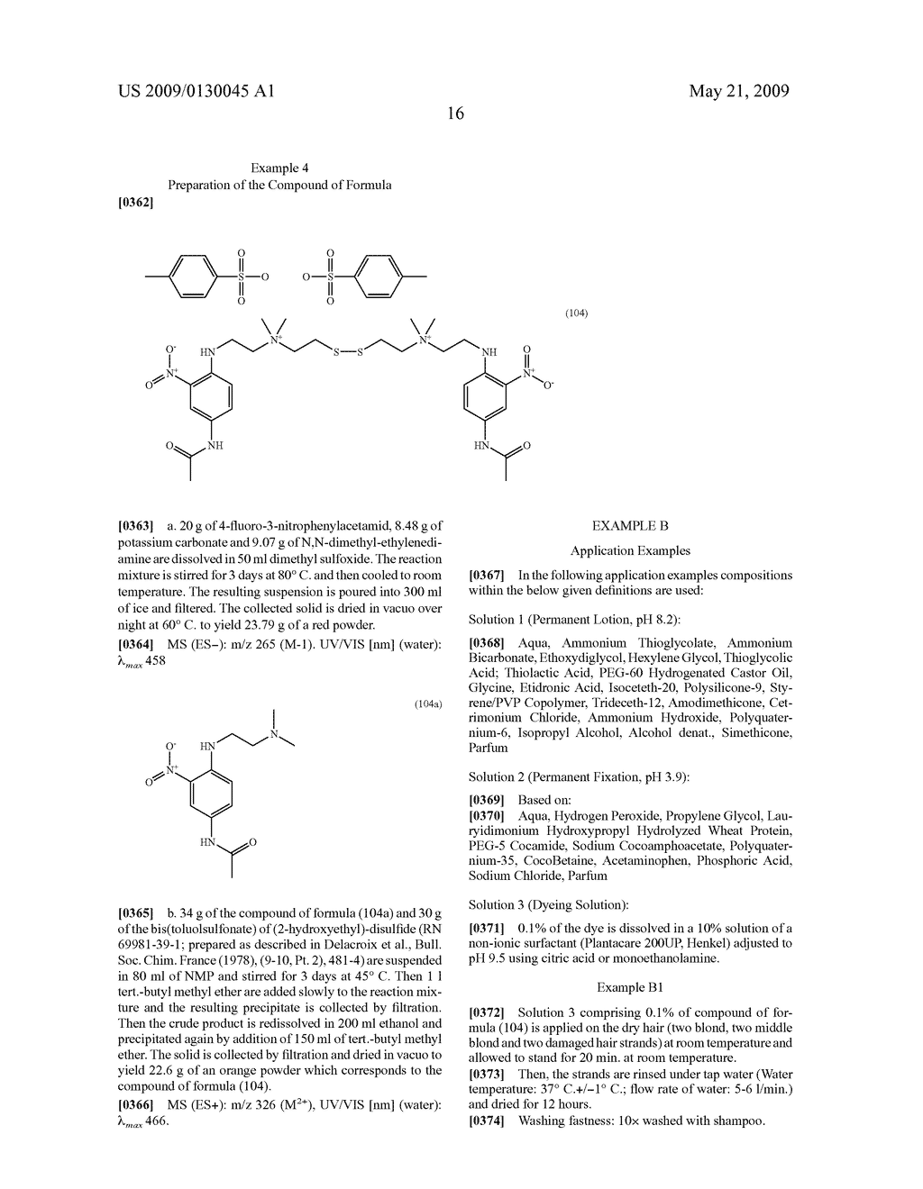 Nitrosulfide dyes - diagram, schematic, and image 17