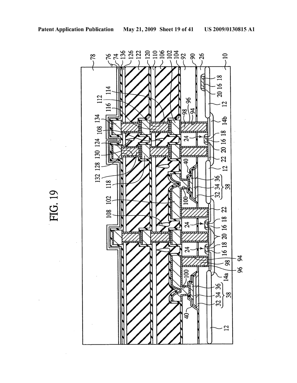 Semiconductor device and method for fabricating the same - diagram, schematic, and image 20