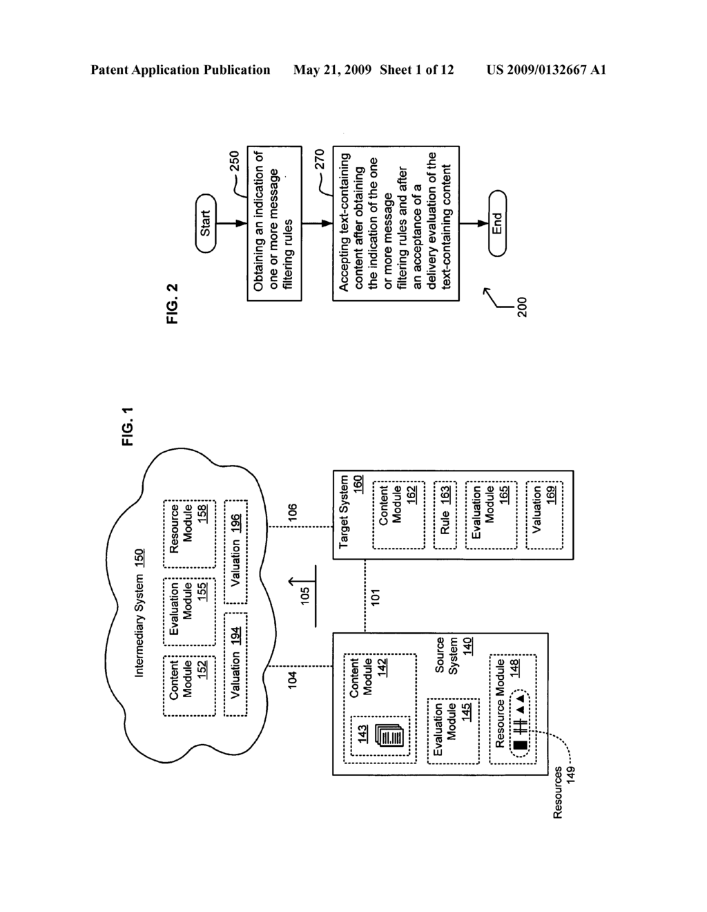 Adaptive filtering of annotated messages or the like - diagram, schematic, and image 02