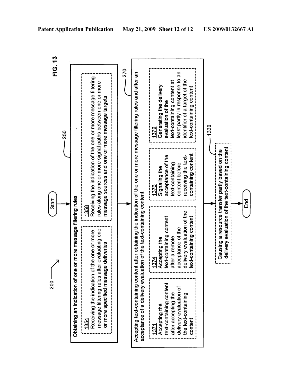 Adaptive filtering of annotated messages or the like - diagram, schematic, and image 13