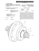 Rotating Nut Ball Screw Unit with Lubricating Arrangement diagram and image