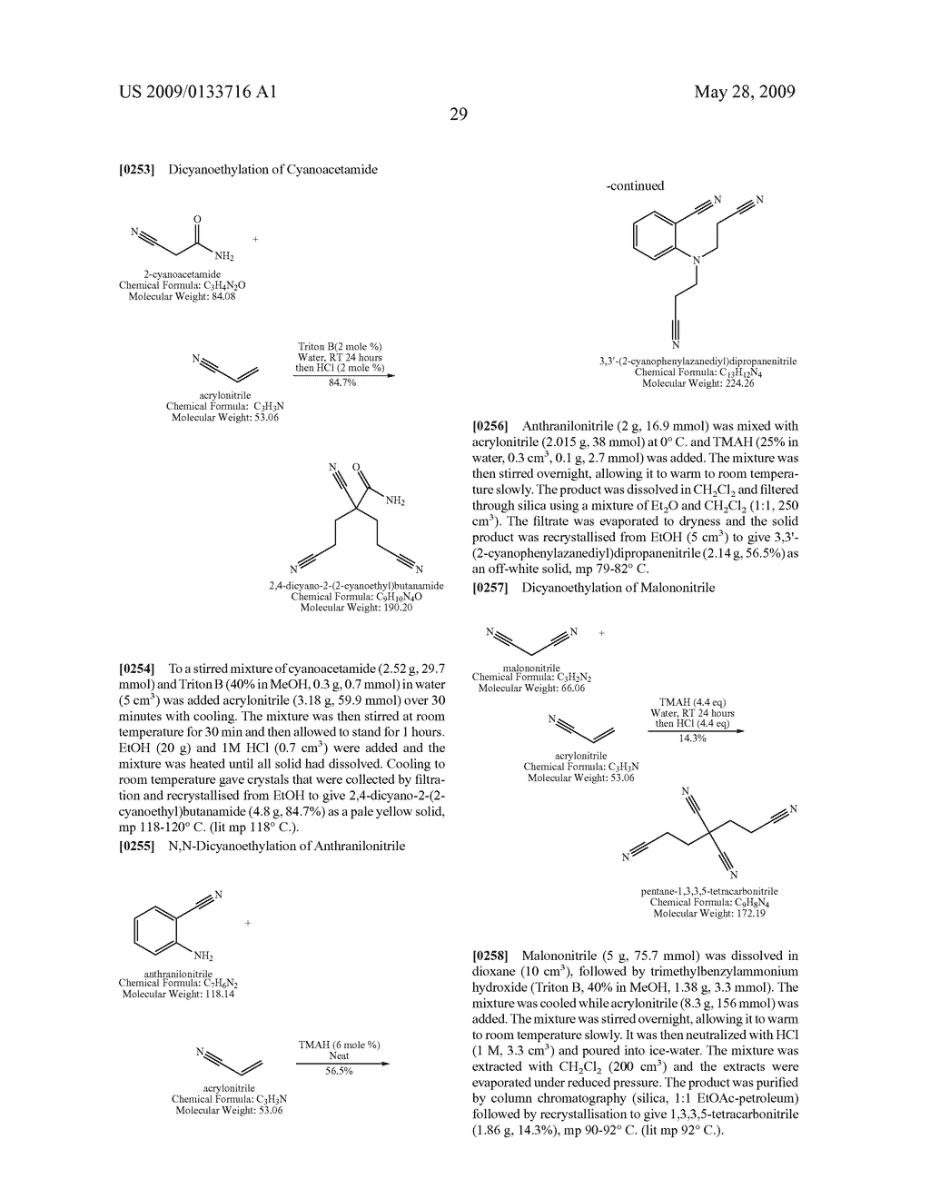 METHODS OF POST CHEMICAL MECHANICAL POLISHING AND WAFER CLEANING USING AMIDOXIME COMPOSITIONS - diagram, schematic, and image 46