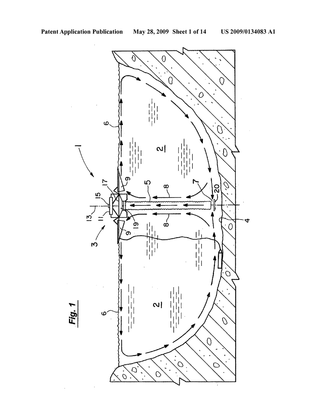 WATER CIRCULATION SYSTEMS FOR PONDS, LAKES, MUNICIPAL TANKS, AND OTHER BODIES OF WATER - diagram, schematic, and image 02