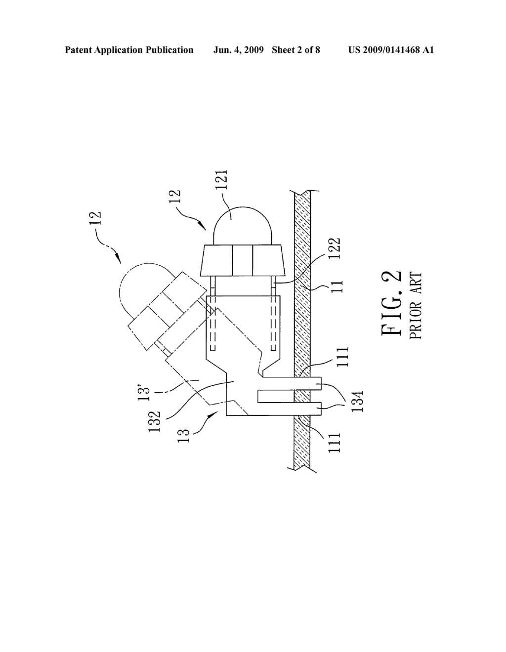 LIGHT EMITTING ASSEMBLY AND METHOD FOR ASSEMBLING THE SAME - diagram, schematic, and image 03