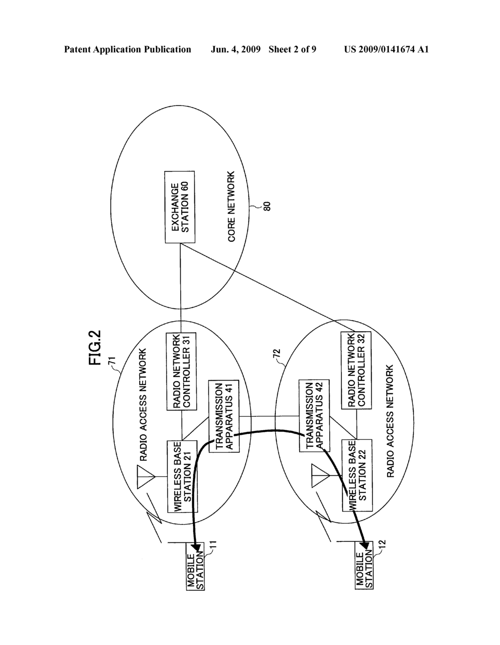 Communication Path Switching System and Method - diagram, schematic, and image 03