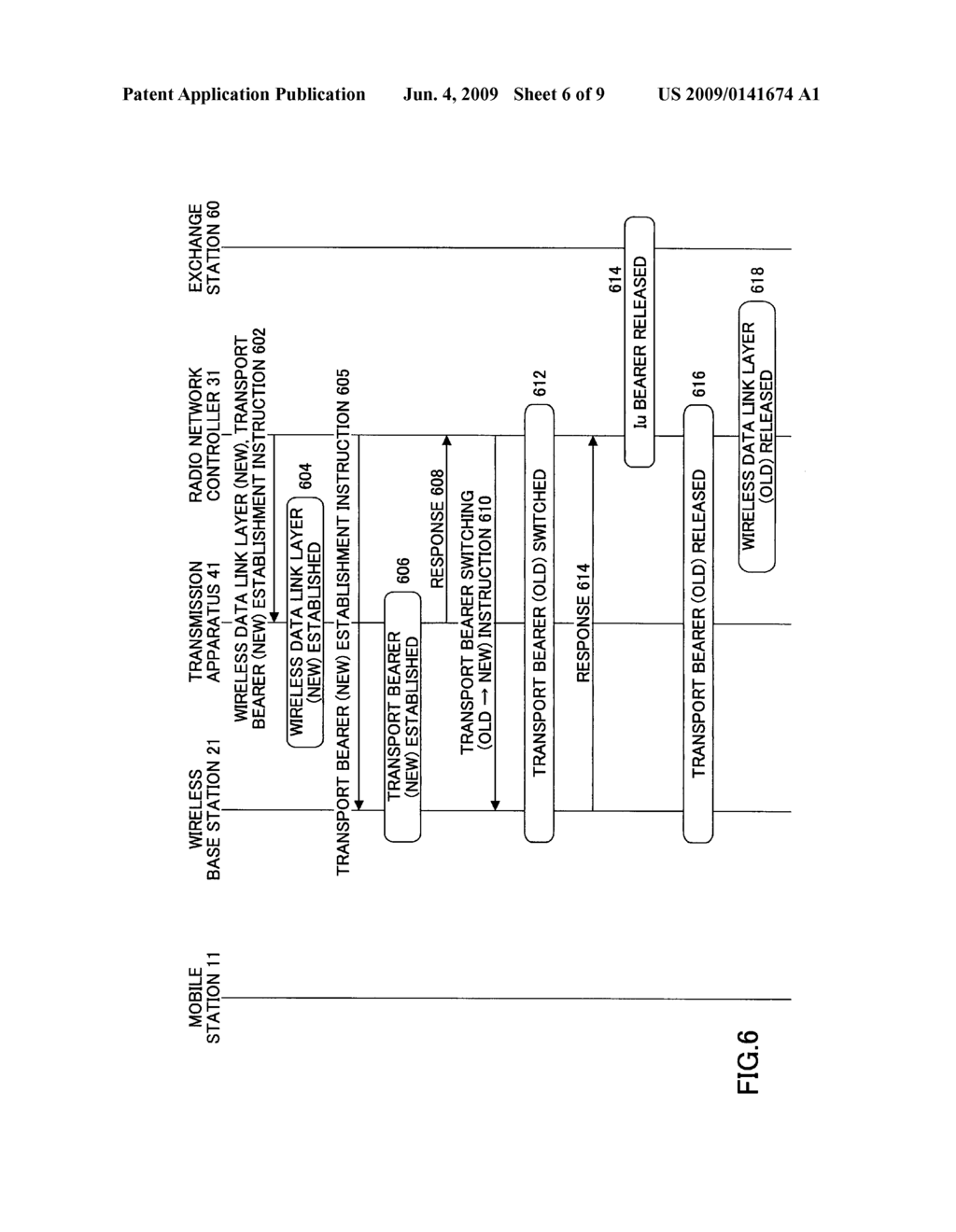 Communication Path Switching System and Method - diagram, schematic, and image 07