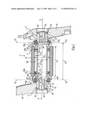 BOTTOM BRACKET ASSEMBLY FOR A BICYCLE AND SHAFT FOR SUCH AN ASSEMBLY diagram and image